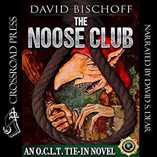 The Noose Club audiobook cover art