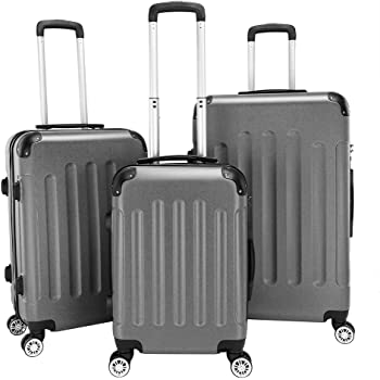 Soft Case Rotating Suitcase Simple 20//24//28 Inches Simple and Color : Black, Size : 24 Purple The Latest Style Muziwenti Carry Suitcase