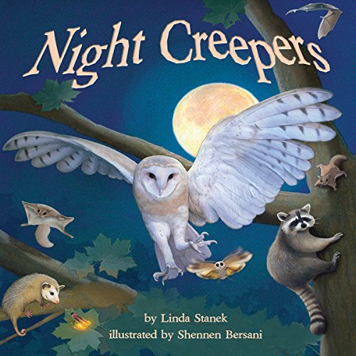 Night Creepers copertina