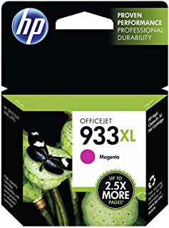 Hp Cn055ae 933xl High Yield Magenta Ink Cartridge
