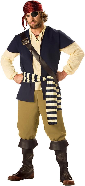 Pirate Rogue Adult Popular overseas Medium Costume - Columbus Mall