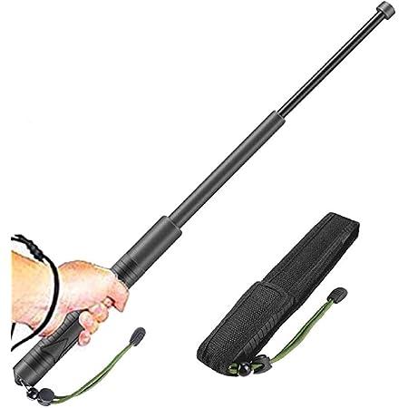 Portable Adjustable Walking Pole CBDGN 3-Section Telescopic Poles Trekking Poles 26.5-64cm