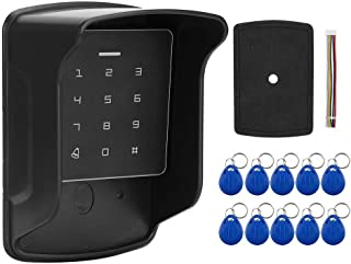 System Access Control Machine, 10PCS Tags Machine Access Password Door Lock, Apartments for Home Security System