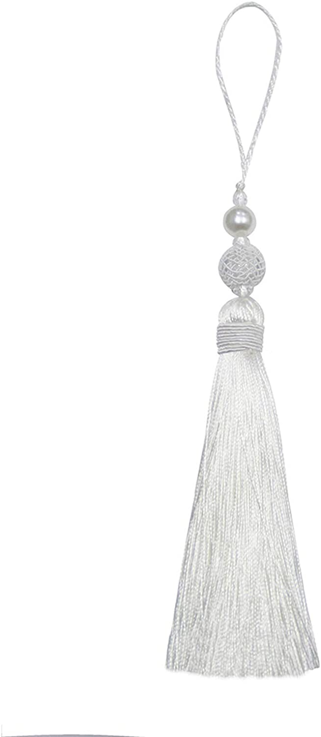 ZSZJ Decoration 2Pc Tassel Fringe Rope Hanging Sewing Limited Special Price Tri Ranking TOP5
