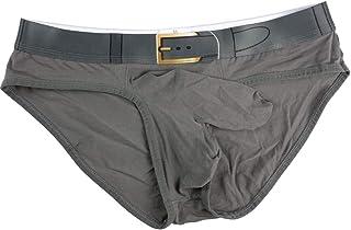 AUKU Mens Thong Breathe Underwear,Separation Triangular JJ Sets Underwear