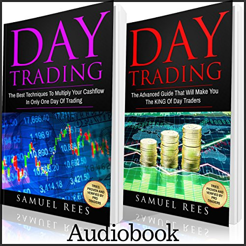 Day Trading: 2 Books in 1 cover art