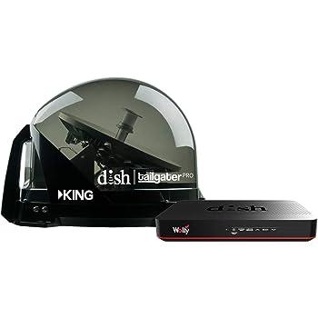 Winegard SK-1000 TRAVLER Gray//Black Dish Multi-Satellite TV Antenna