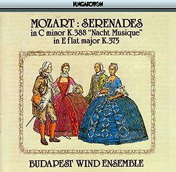 Mozart: Serenades K. 388 and K. 375