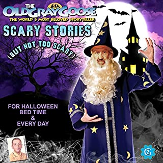 Scary Stories                   By:                                                                                                                                 Mr. Geoffrey Giuliano                               Narrated by:                                                                                                                                 Mr. The Old Gray Goose                      Length: 44 mins     1 rating     Overall 1.0
