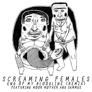 End of My Bloodline (Remix) [feat. Sammus & Moor Mother] - Single