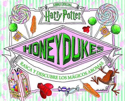 Harry Potter. Honeydukes: Rasca y descubre los mágicos aromas