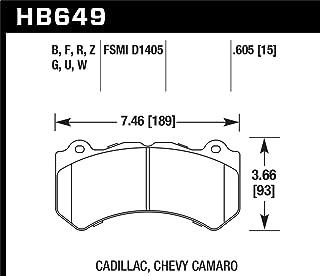 Hawk Performance HB900B.572 Brake Pad