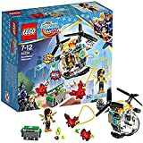 LEGO DC Jurassic World Super Hero con fidential Girls Ip Vehicle S Costruzioni Piccole Gioco Bambina, Multicolore, 41234