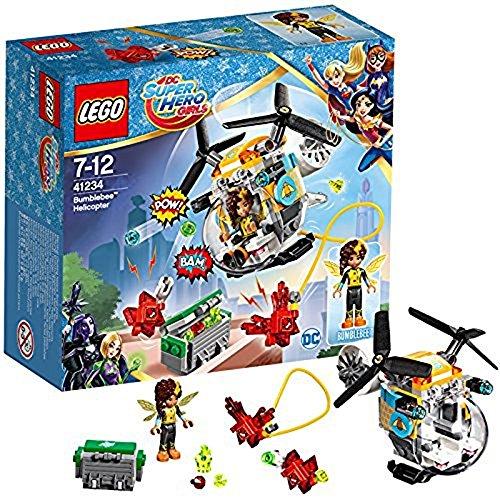 LEGO 41234 - Set Costruzioni L'Elicottero di Bumblebee