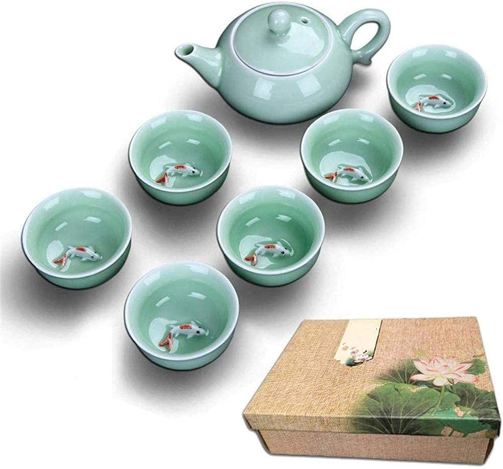 Teapot Japanese, Tea Pot 70% OFF Outlet Set Ceramic T Fu Chinese Kung Outlet sale feature