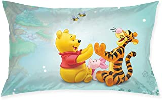 Pillow Cases Tigger Piglet and Winnie The Pooh Throw Cushion Covers Body Pillow Cover for Car Sofa Bed Home Decor 20