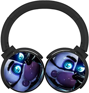 555 Five Ni-ghts at Fre-ddy's Stereo Deep Bass Wired Headphones Earphones