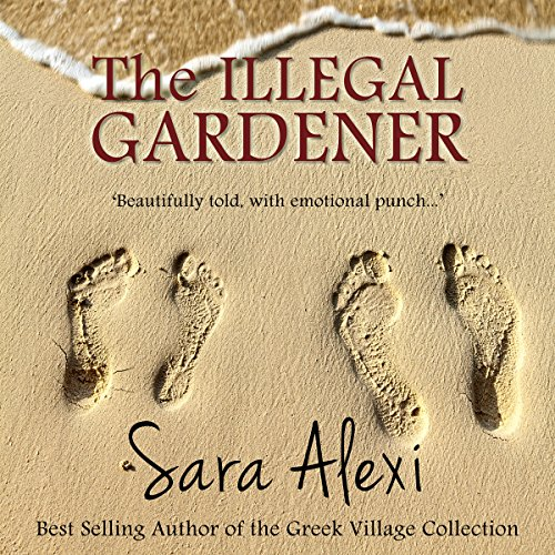 The Illegal Gardener audiobook cover art