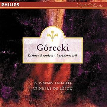 Górecki: Kleines Requiem für eine Polka etc.
