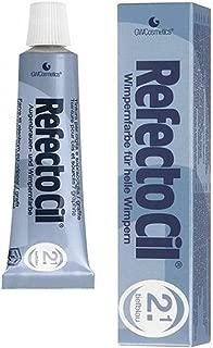 Refectocil Cream Hair Dye (DEEP BLUE) 0.5 Oz