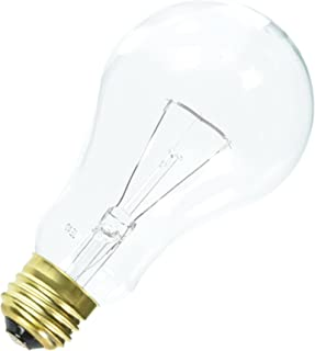 Westinghouse Lighting 0397000, 150 Watt, 120 Volt Clear Incand A21 Light Bulb, 1000 Hour 2650 Lumen