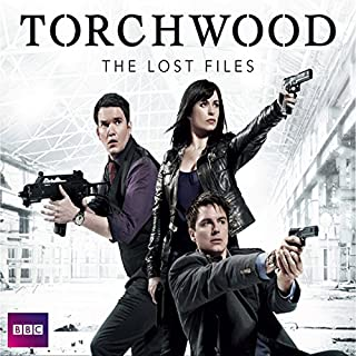 Torchwood: The Lost Files, Complete Series cover art