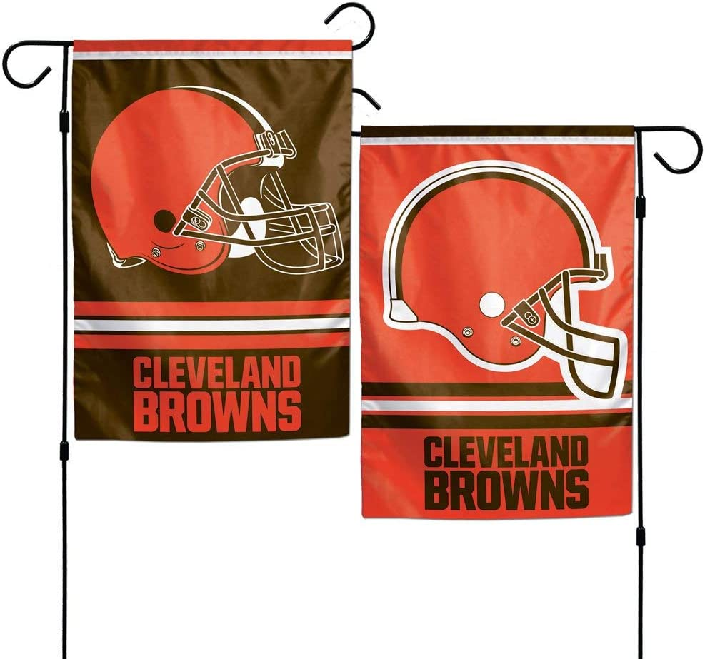 Wincraft NFL Cleveland Browns Garden Flag Inche Trust 18 12 OFFer Inches by
