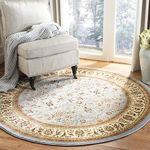 7 feet round area rug - 8