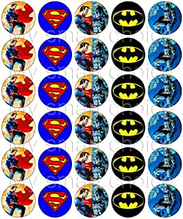 picture about Batman Cupcake Toppers Printable known as : Batman - Cake Cupcake Toppers / Get together Resources