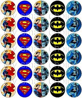 picture regarding Batman Cupcake Toppers Printable called : Batman - Cake Cupcake Toppers / Social gathering Resources