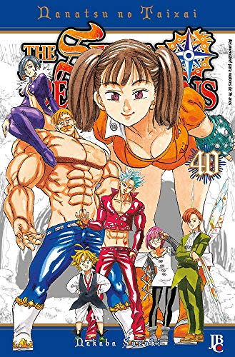 The Seven Deadly Sins - Vol. 40