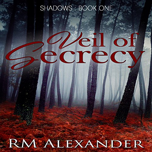 Veil of Secrecy audiobook cover art
