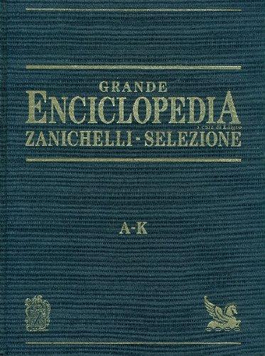 Grande enciclopedia Zanichelli-Selezione