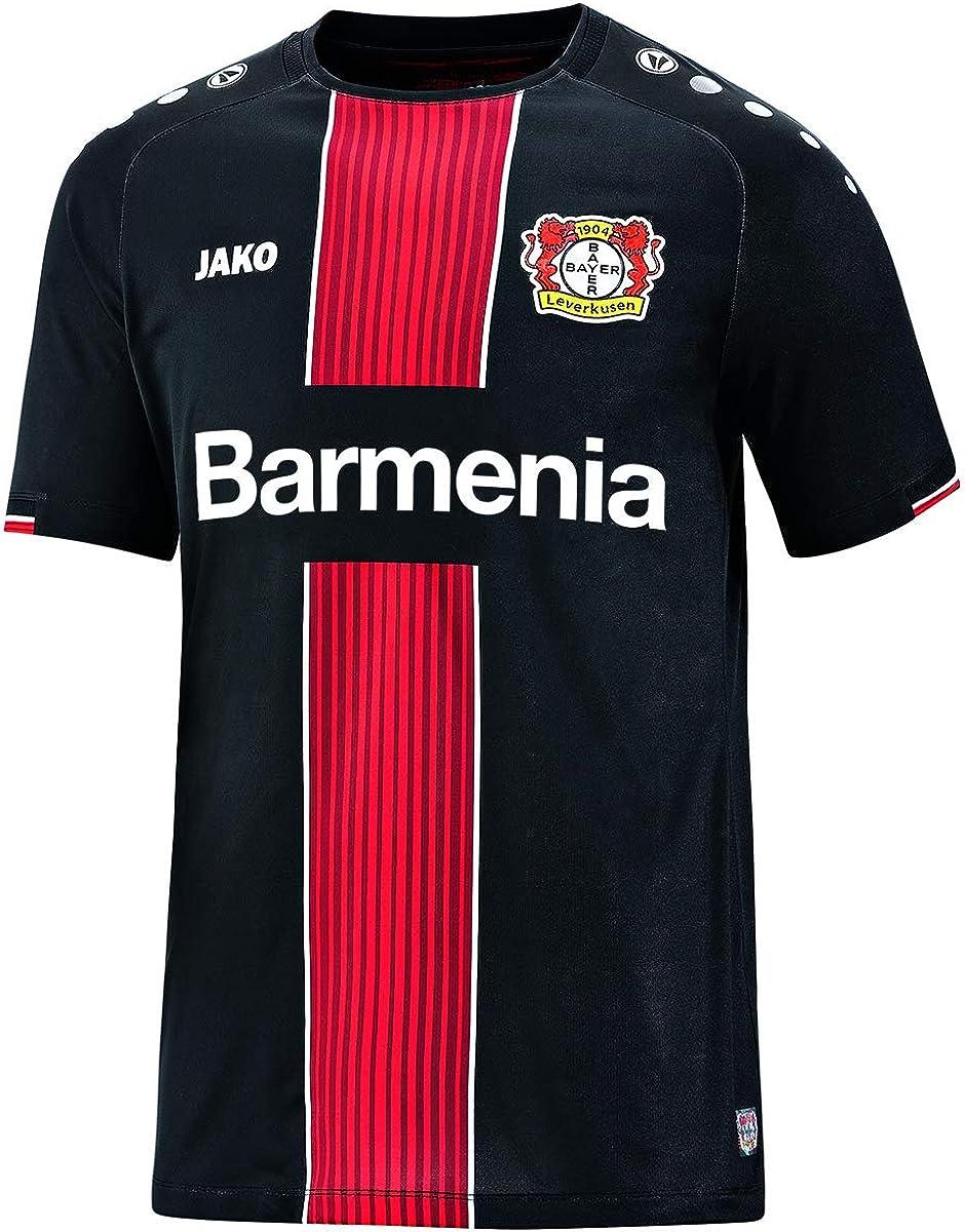 JAKO, Maglia da Uomo, Stagione 19/20, Bayer 04 Leverkusen, Uomo ...