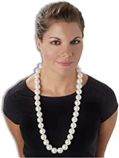 Jumbo Pearls Costume Accessory