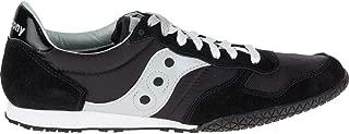 Men's Bullet Classic Sneaker,Black/Grey,9.5 M US