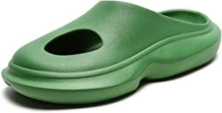 Open Toe Mules Sandals for Women Men Lightweight Quick Drying Breathable Non-Slip Clog Slides Beach Pool Water Shoe Slip o...