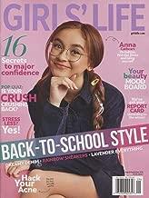 Girls' Life Magazine August/September 2019 Anna Cathcart