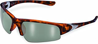 SSP Eyewear 2.00 Bifocal/Reader Safety Glasses with Tortoise Frames and Silver Mirrored Lenses, Entiat 2.0 DMI M