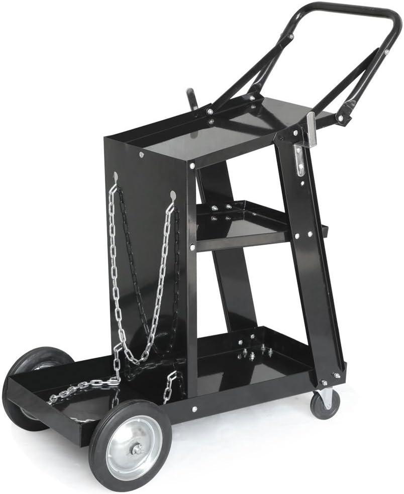 Efficient Durable Welder Cart With Save money Weldin Wheels Professional Brand new