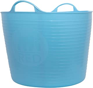 TUBTRUGS Large 10 Tub, 10 Gallon, Sky Blue