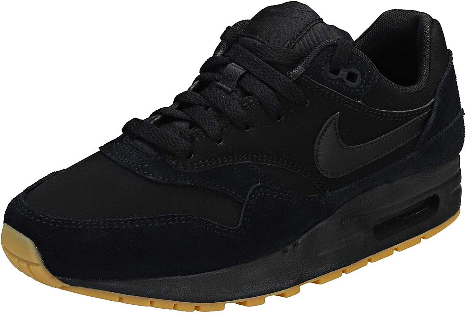 Nike Men's's Air Max 1 (Gs) Low-Top Sneakers