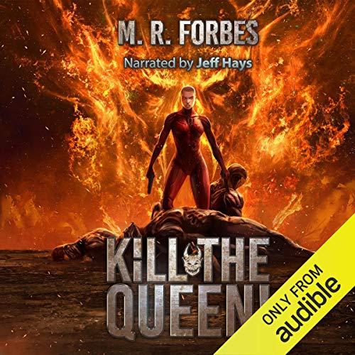 Page de couverture de Kill the Queen!