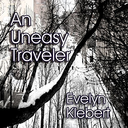 An Uneasy Traveler audiobook cover art