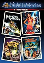 Midnite Movies: (Morons from Outer Space / Alien from L.A. / The Man from Planet X / The Angry Red Planet)