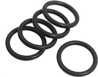 RETYLY 5 x 30mm x 3,5mm Industrie Flexibel Gummi O Ring Dichtung fuer HM0810