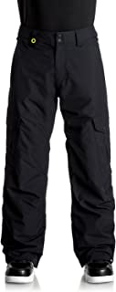 Quiksilver Mens EQYTP03060 Porter Shell 10k Snowboard Ski Pants Snowboard Pants
