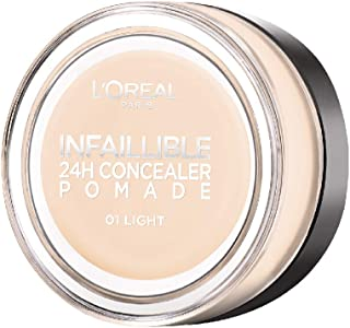 L'Oreal Paris Infallible Concealer Pomade, 15 g, 01 Light