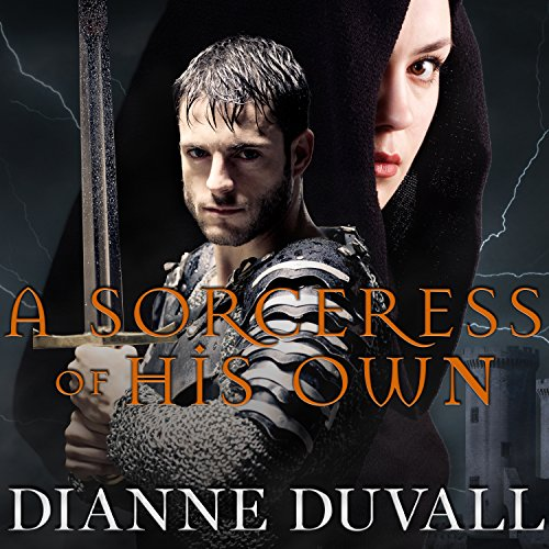 A Sorceress of His Own audiobook cover art
