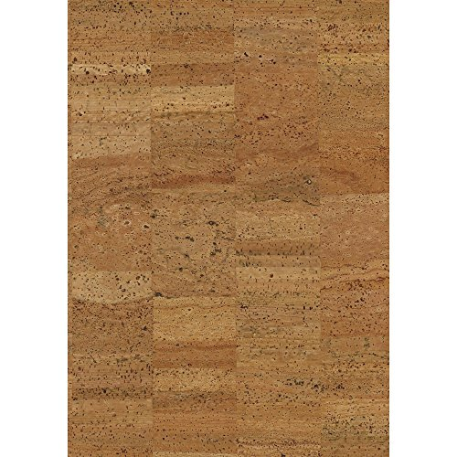 Rayher 63010000 - Corcho, Enrollado, Natural, 1 Rollo, Corcho, Multicolor, 0,5 mm Stärke